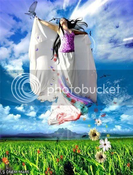 Facebook Graphics Myspace Fairies Gothic Angels Mermaids