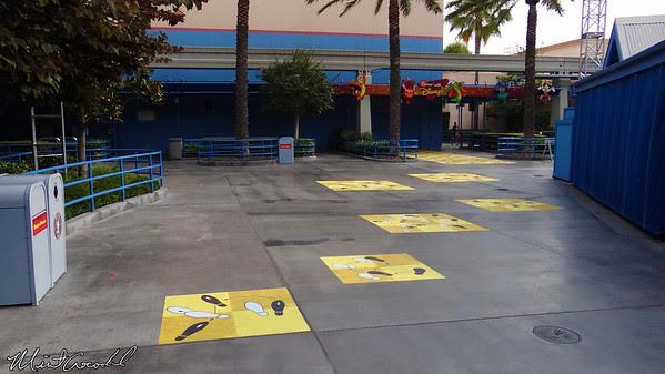 Disneyland Resort, Disney California Adventure, Dancin' with Disney