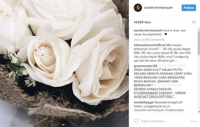 100+ Gambar Mawar Instagram Terlihat Keren