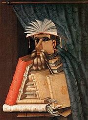 Bibliotekarien, ca. 1566