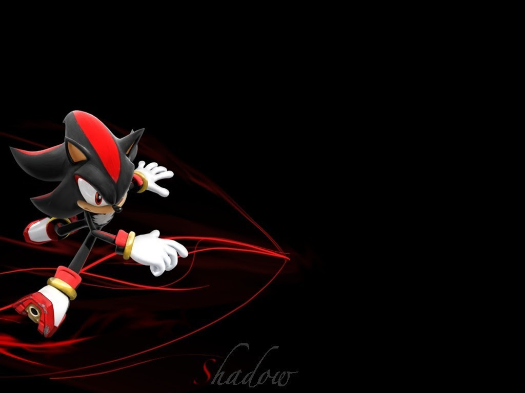 Sonic And Shadow Hd Wallpaper Wallpapers Epic