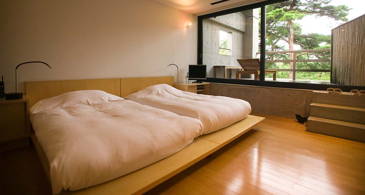Home Japanese Interior Design Bedroom