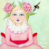 Help save the Honey Bees, she urged...