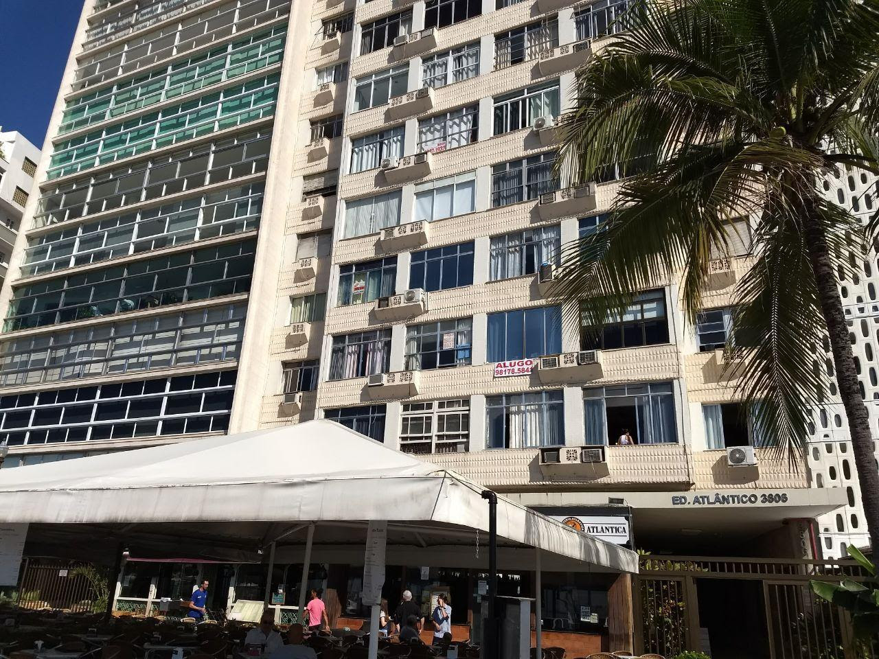hotel near Rio De Janeiro Atlantica Flats