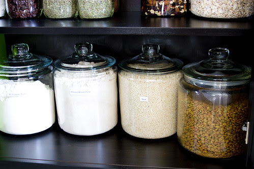 gallon sized jars for larger quantities