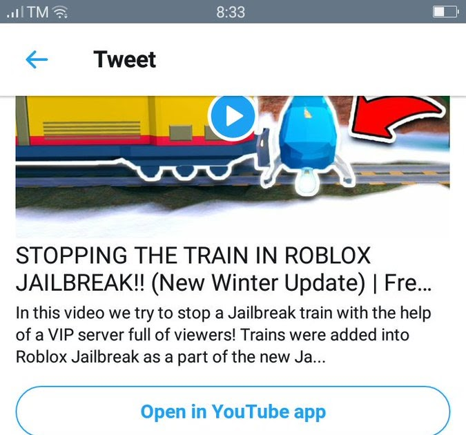 Roblox Jailbreak New Vip Server | Free Robux Money 2019