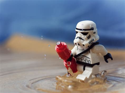 funny imperial stormtrooper hd desktop wallpaper