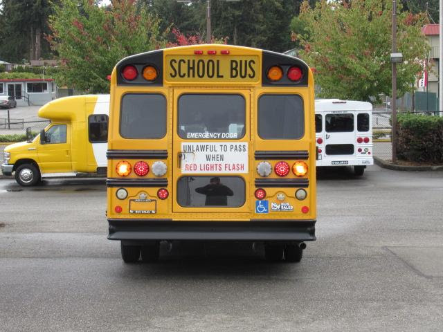 Northwest Bus Sales Inc 2007 Chevrolet Thomas Ada School