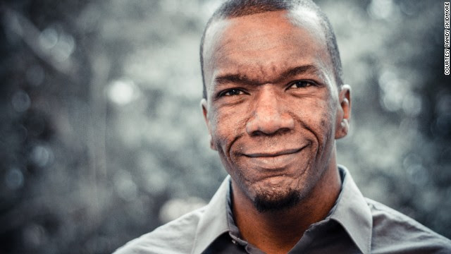 Author Jason Mott says a vivid dream about his dead mother inspired him to write