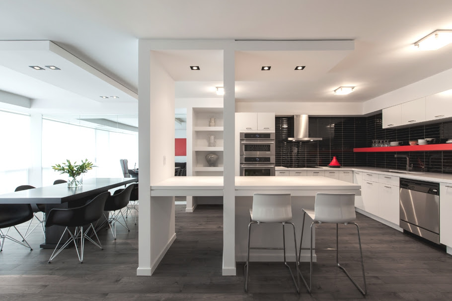 Light, modern and minimalist styled apartment, Toronto « Adelto Adelto - 6 Trends To Spot At The Toronto Interior Design Show