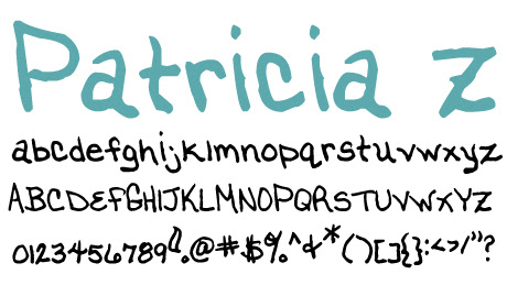 click to download Patricia Z