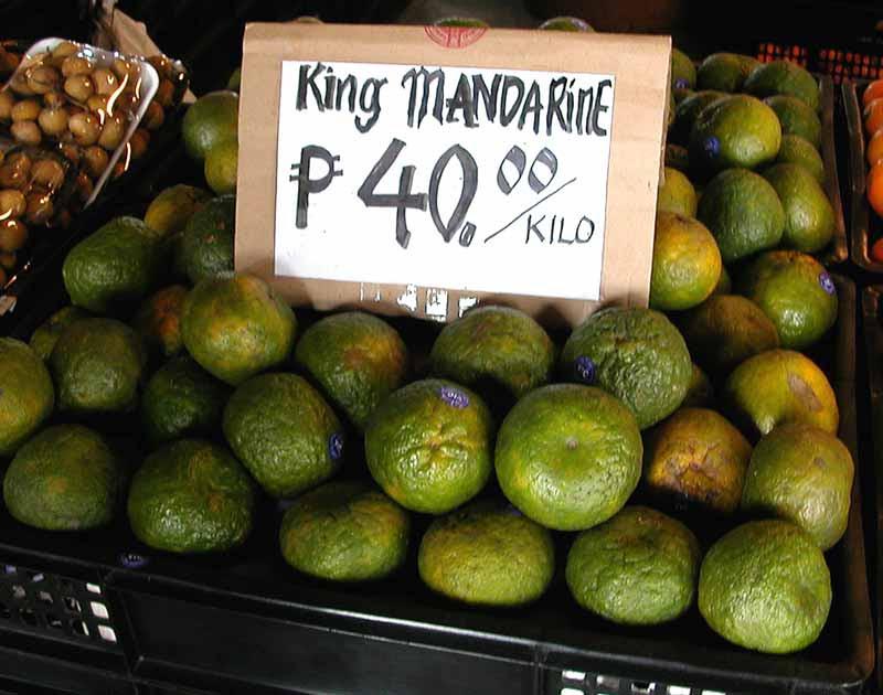 king mandarine