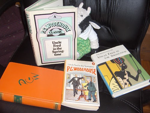 A Wodehouse a Week #63: Uncle Fred in the Springtime