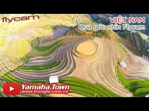 Việt Nam qua góc nhìn flycam - Đẹp không thể cưỡng lại được