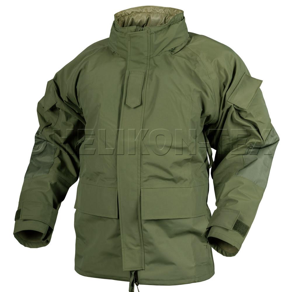 helikon waterproof ecwcs jacket army mens parka hooded