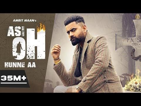 Download Asi Oh Hunde Aa Amrit Maan Punjabi Song Lyrics