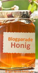 Blogparade: Honig