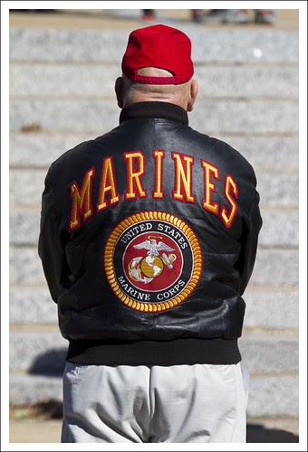 Leather Marine Jacket