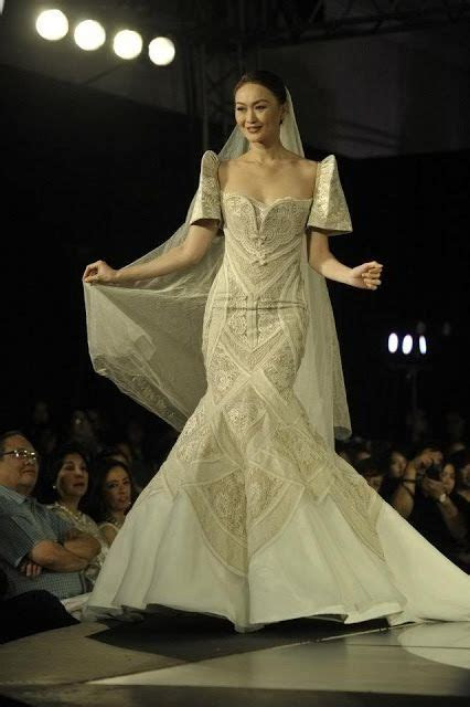 The Rebellious Brides: Rebellious Runway Gowns