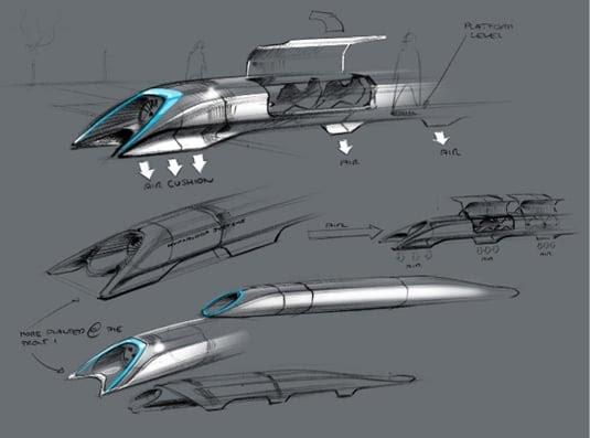 Hyperloop plans