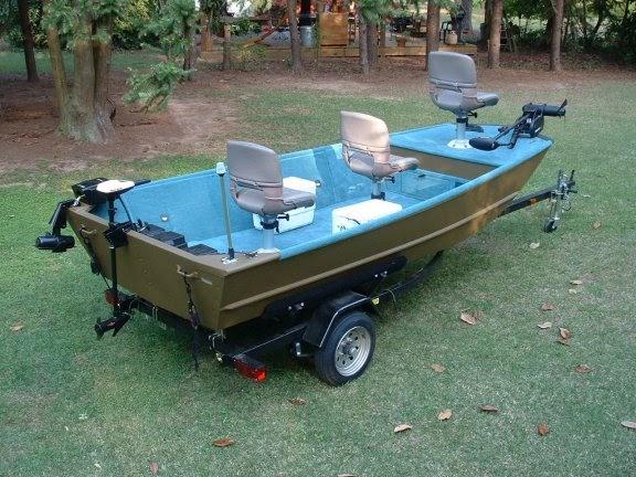 Knowing 14ft jon boat plans | Ken Sea
