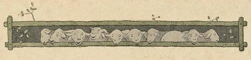 Benjamin Rabier vignette book illustration