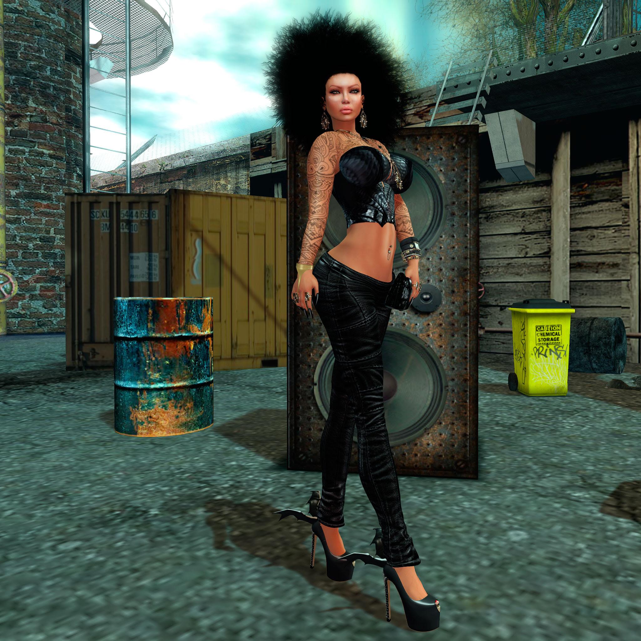 Miss urban VII ...me