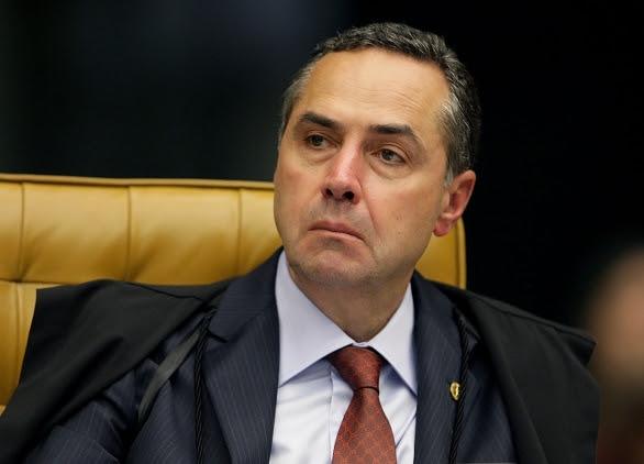 Ministro do STF Luis Roberto Barroso (Crédito: Fellipe Sampaio /SCO/STF)