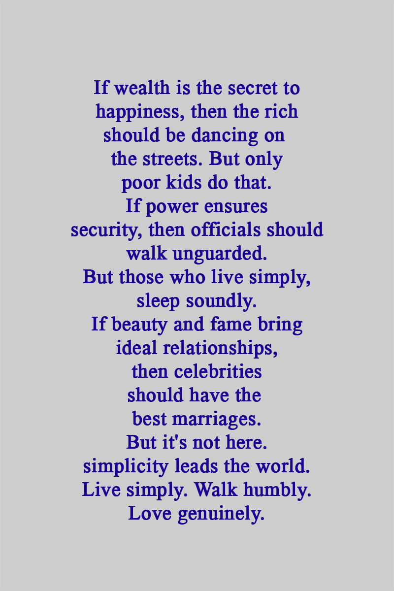 Quotes About Wealth And Happiness 79 Quotes