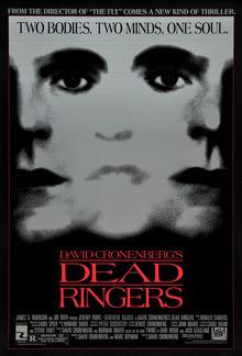 Film poster for Dead Ringers