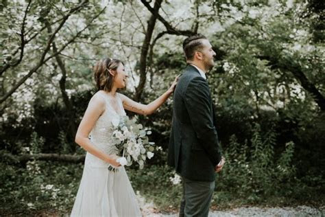 Gorgeous Gray Oklahoma City Wedding   Junebug Weddings
