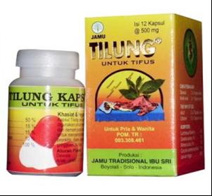 TILUNG Obat Typus TILUNG obat typus