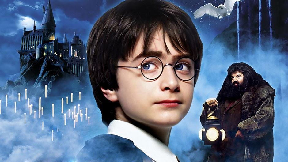 the connection of magical and human world in jk rowlings harry potter