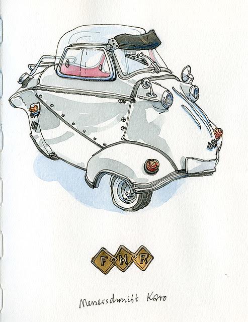 Messerschmitt KR