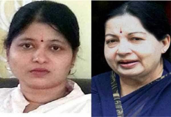ஜெயலலிதா,அம்ருதா