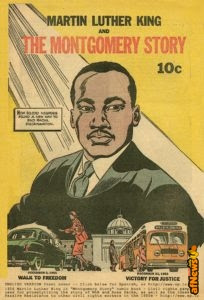 Quel raro fumetto su Martin Luther King del 1957