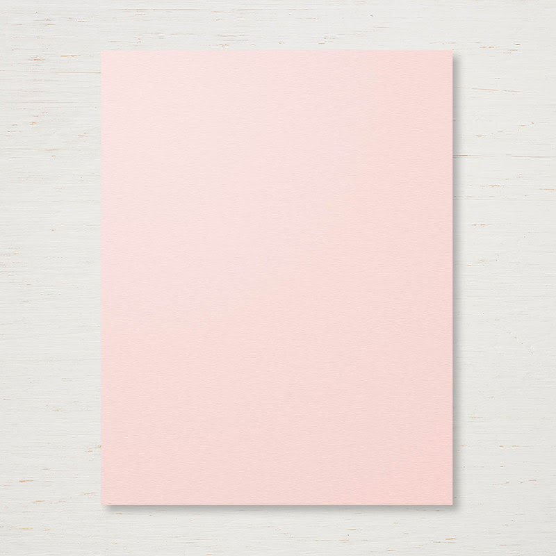 Power Pink Cardstock by SU