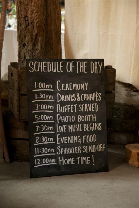 Best 25  Wedding schedule ideas on Pinterest   Wedding day