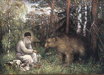 Saint Seraphim de Sarov  (1759-1833) - L'entretien avec Motovilov