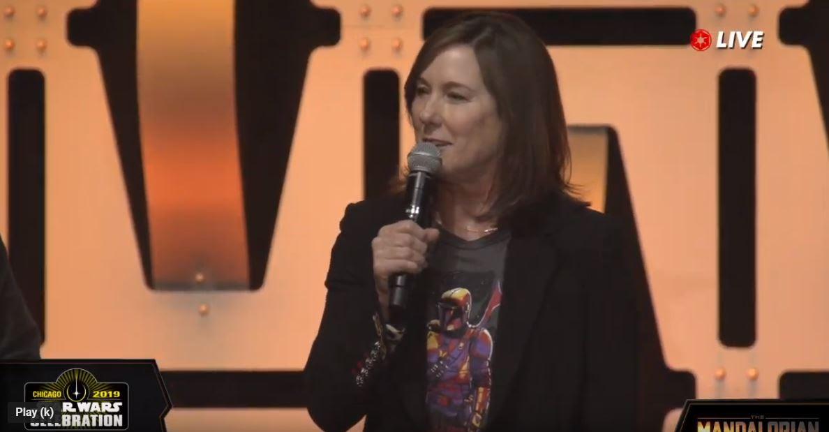 TThe Mandalorian: Star Wars Celebration Chicago Panel Highlights | Anakin and His Angel