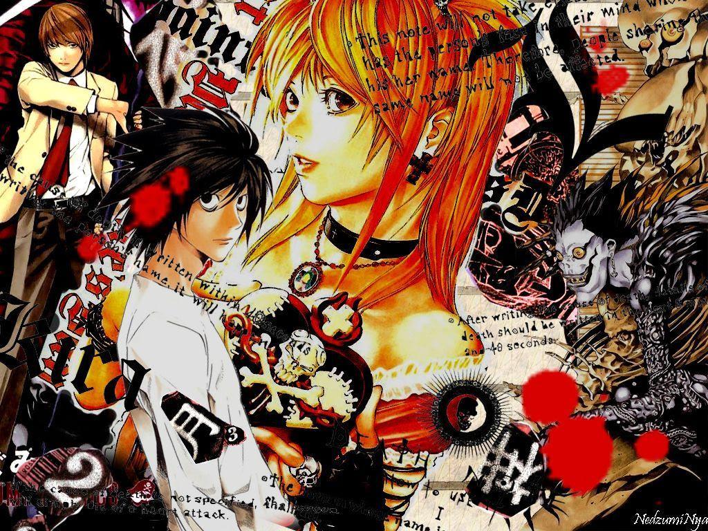Death Note Death Note デスノート 壁紙 3070171 ファンポップ