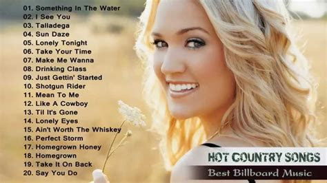 [Love Songs] Top 25 Country Songs Of March 2015 Full Songs