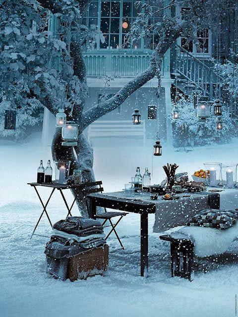 it snow .. let it snow .. let it snow