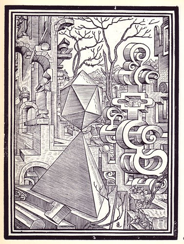 Geometria et Perspectiva - Lorenz Stöer, 1567 a
