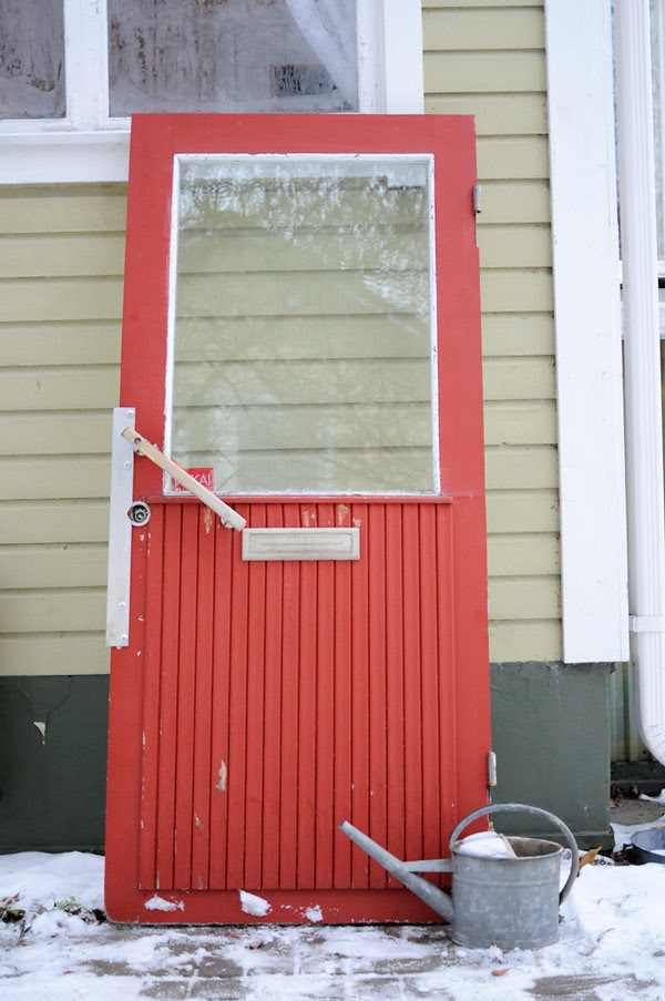 """""""New"""" front door"""