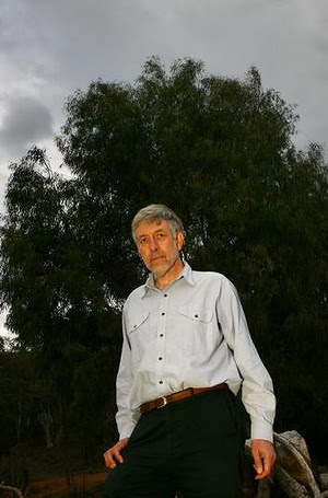 """The future course of climate change matters hugely for Australia"": Michael Raupach."
