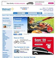 Uninspiring: Walmart