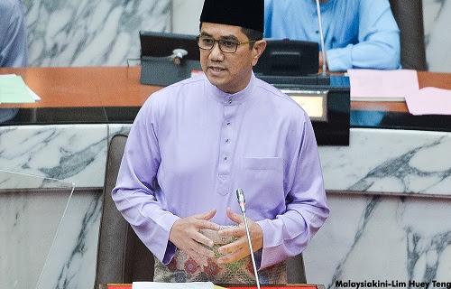 Azmin tidak turun kerana kerajaan Selangor masih dianggotai Pas