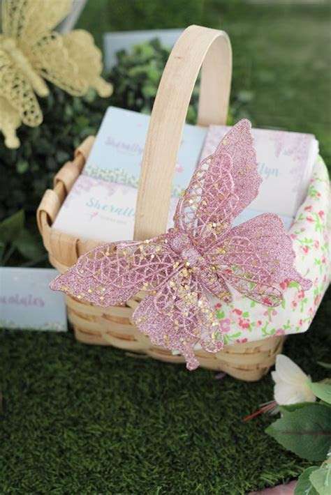 Kara's Party Ideas Basket Full of Favors from a Magical