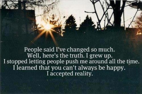 Relationship Beautiful Change Growing Up Image 518831 On Favimcom